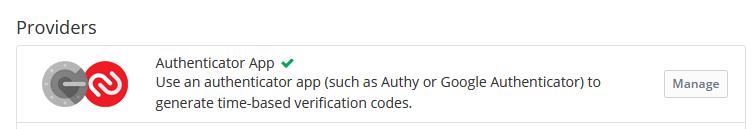 Bitwarden Authenticator App